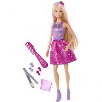 Barbie Cabelos Longos - Mattel