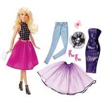Barbie Conjunto Muitos Looks - Mattel