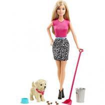 Barbie Family Filhotes Travessuras com Acessórios - Mattel