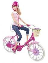 Barbie Real Acessórios Básicos Bicicleta - Mattel - Barbie