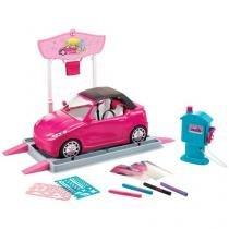 Barbie Salão do Automóvel - Mattel
