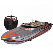 Barco Aqua Deluxe com Controle Remoto 25km/h 3019 - DTC - DTC