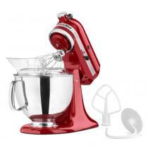 Batedeira Kitchenaid Empire Red Stand Mixer KEA30CVPNA Vermelha 220v 10 Velocidades - Kitchenaid
