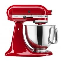 Batedeira Planetária Artisan 127V Empire Red KitchenAid - Kitchenaid