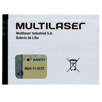 Bateria de Lítio BL-4C 1150mAh 3,7V BT001 - Multilaser - Multilaser