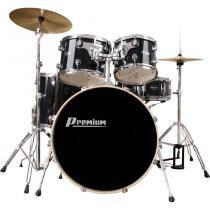Bateria Musical DX822 Preta - Premium - Premium