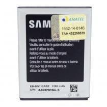 Bateria Samsung Galaxy Pocket 2  Original  EB-BG110AB - Samsung