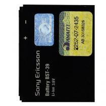 Bateria Sony Ericsson W380I, Sony Ericsson W508, Sony Ericsson W910I, Sony Ericsson Z555I  Original  Bst-39, Bst39 - Sony Ericsson