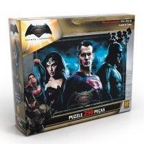 Batman Vs Superman Quebra Cabeça 250 Peças - Grow - Grow