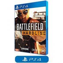 Battlefield Hardline para PS4 - EA