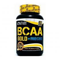 Bcaa Gold + Ribose 120 cápsulas Lauton Nutrition - Lauton Nutrition
