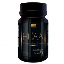 BCAA Golden Nutrition Intlab - Aminoácido de Cadeia Ramificada - 120 Cápsulas - Intlab