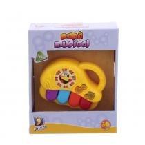 Bebê Musical Piano - Dican - Dican