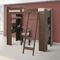 Beliche com Escrivaninha Conquista Móveis - Office