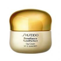 Benefiance Nutriperfect Day Cream Spf15 Shiseido - Creme Nutritivo para Peles Maduras - 50ml - Shiseido