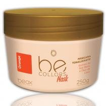 Beox Be Collors Orange Máscara Tonalizante - 250g - Beox Professional