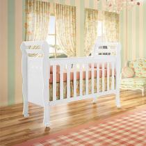 Berço 3 Níveis de Altura Carolina Baby - Sol