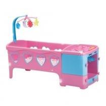 Berço Infantil Doce Sonho Rosa 8100L - Magic Toys - Magic Toys