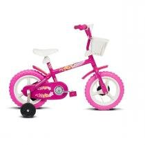 Bicicleta Aro 12 Fofys Pink - Verden - Outras Marcas