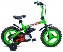 Bicicleta Aro 12 Rock Verde - Verden - Outras Marcas
