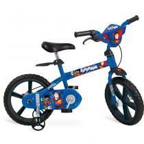 Bicicleta Aro 14 Super Homem - Bandeirante - Bandeirante