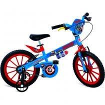 Bicicleta Aro 16 Marvel Capitão América - Bandeirante - Marvel