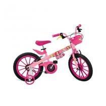 Bicicleta Aro 16 Princesas Disney - Bandeirantes - Disney
