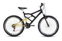 Bicicleta Aro 26 Kanguru GT 21V Stone Bike - Preta - Stone Bike