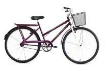 Bicicleta Aro 26 Petit Z S/M Feminina Stone Bike - Violeta - Stone Bike