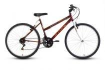 Bicicleta Aro 26 TR1 18V Feminina Stone Bike - Vermelha - Stone Bike