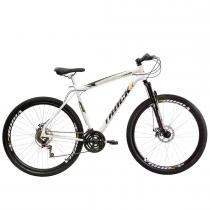 Bicicleta Aro 29 TB Niner 21V Disk Brake Aro Aero Branco - Track Bikes - Track Bikes
