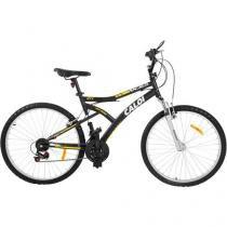 Bicicleta Caloi Andes Aro 26 21 Marchas - Quadro de Aço Freio V-brake