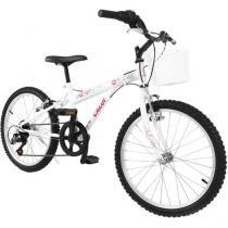 Bicicleta Caloi Ceci Aro 20 7 Marchas - Freio V-brake