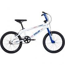 Bicicleta Caloi Cross Aro 20 Quadro Alumínio - Freio V-brake