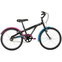 Bicicleta Caloi Monster High Infantil Aro 20 - Freio V-brake