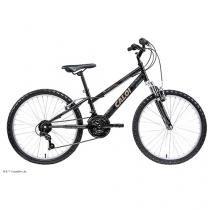 Bicicleta Caloi Star Wars Aro 24 21 Marchas - Suspensão Dianteira Quadro Alumínio Freio V-brake