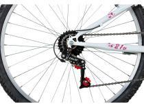 Bicicleta Caloi Ventuira A16 Mountain Bike Aro 26 - 21 Marchas Freio V-brake