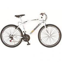 Bicicleta Colli Bike Adulto CB 500 Aro 26 - 21 Marchas Quadro de Aço Freios V-brake