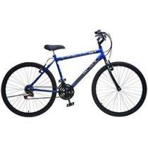 Bicicleta Colli Bike Adulto CBX 750 Aro 26 - 18 Marchas Quadro de Aço Freios V-break