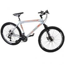 Bicicleta Colli Bike Force One Aro 26 21 Marchas - Câmbio Shimano Freio a Disco