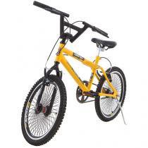 Bicicleta Colli Bike Infantil Cross Free Ride - Aro 20 Quadro de Aço Freio V-brake