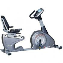 Bicicleta Ergométrica Horizontal Eletromagnética - Kikos KR9.9 Profissional Monitor Cardíaco