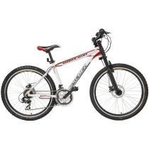 Bicicleta Fischer Aro 26 Runner Alloy Quadro em Alumínio 17555 - Branco - Fischer