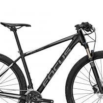 Bicicleta Focus Black Forest Lite 29 20 V CinzaPreto 2016 - M - Focus