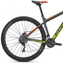 Bicicleta Focus Whistler Pro 29 20 V Cinza  Verde  Laranja 2016 - XL - Focus