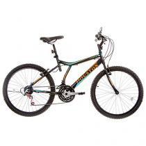 Bicicleta Houston Atlantis Land Aro 24 21 Marchas - Freio V-brake
