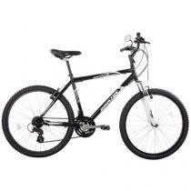Bicicleta Houston Medal?s Mountain Bike Aro 26 - 21 Marchas Quadro de Aluminio Freio V-Brake
