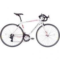 Bicicleta Houston STR 500 Aro 26 14 Marchas - Quadro Alumínio Freio Sidepull
