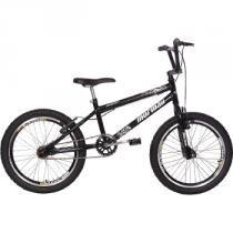 Bicicleta Masculina Aro 20 Cross Energy Preta - Mormaii - Mormaii