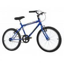 Bicicleta Masculina Cometa Infanto Juvenil Aro 20 Azul - Track Bikes - Track Bikes